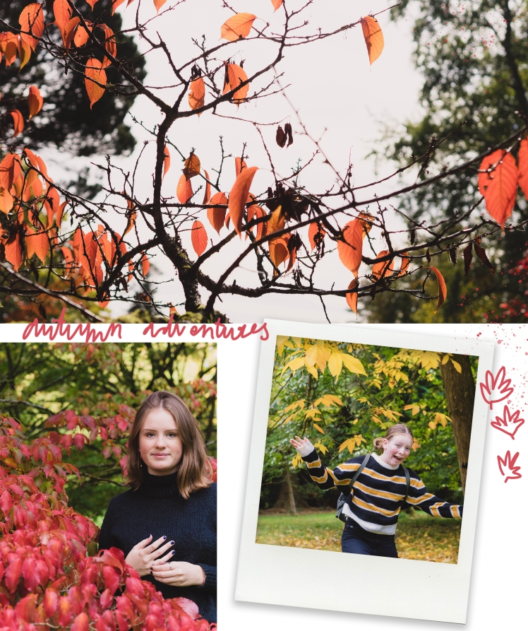 autumn page one